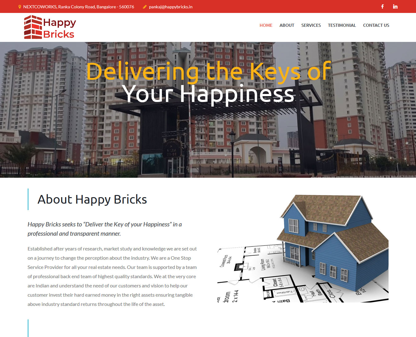 Happy Bricks