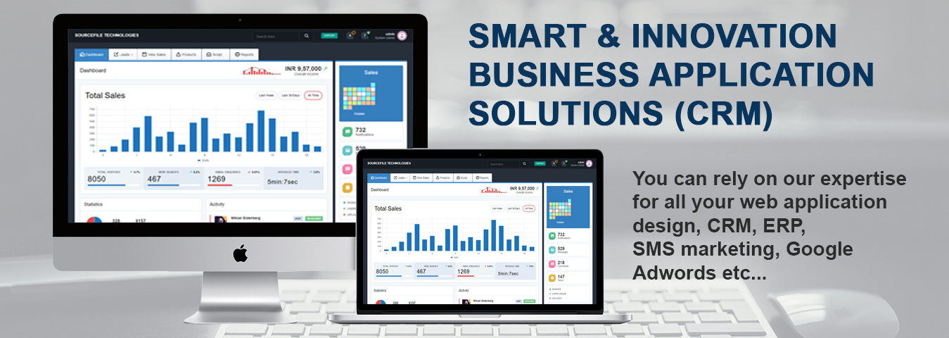 SMART and INNOVATION BUSINESS APPLICATION